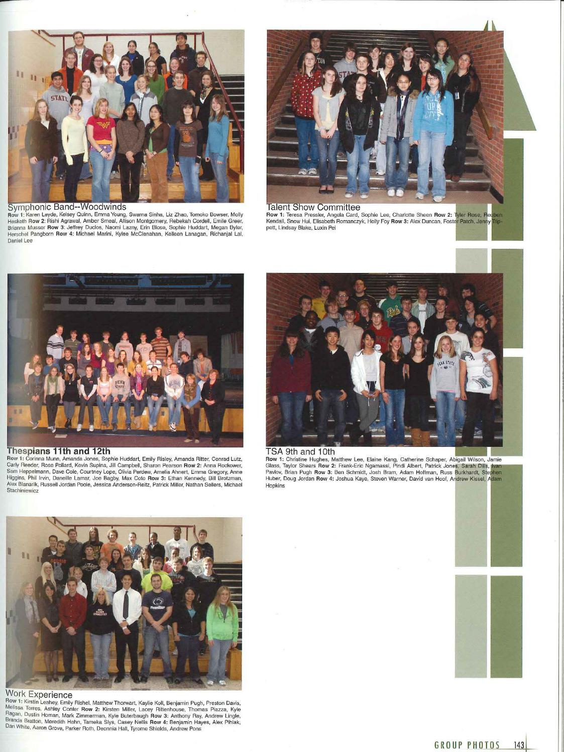 2009 Yearbook by Affinity Connection - issuu