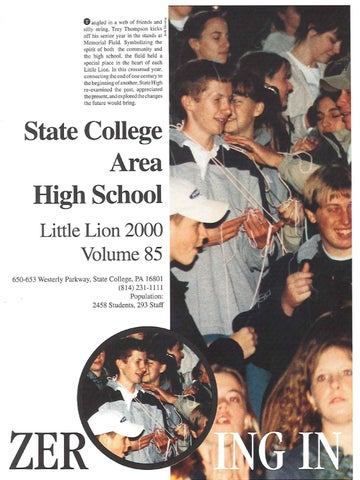 2000 Yearbook By Affinity Connection Issuu