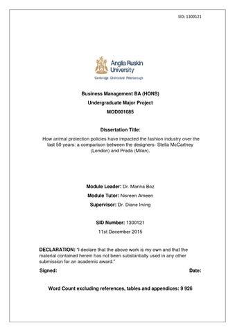 anglia ruskin dissertation extension
