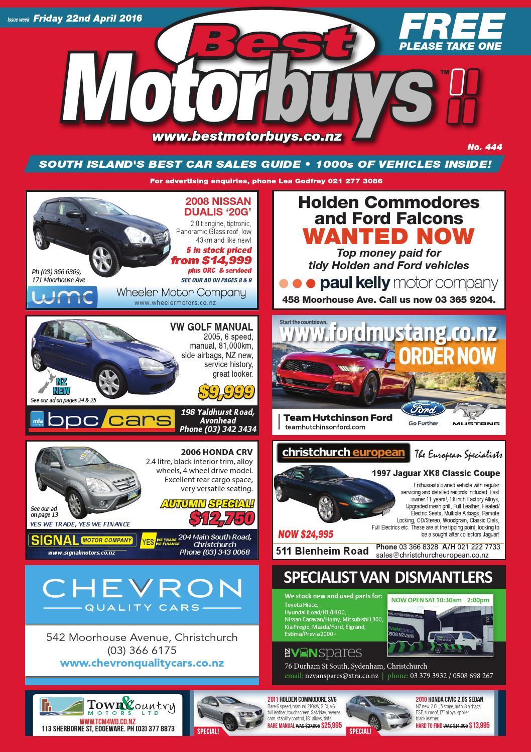 Best Motorbuys 22-04-16 by Local Newspapers - issuu