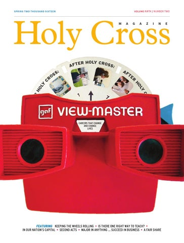 Holy cross magazine spring 2016 by college of the holy cross issuu page 1 fandeluxe Gallery