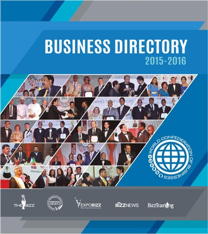 Directory 2015 2016 By World Confederation Of Businesses