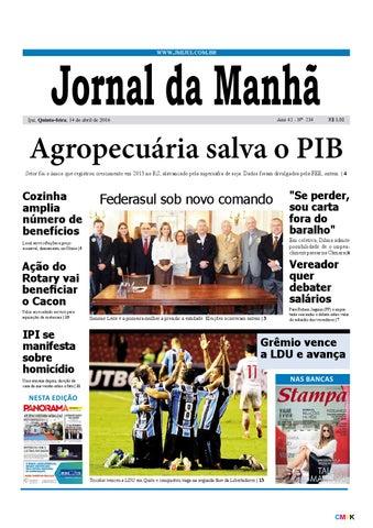 Sitepaginas by Jornal da Manhã Ijuí - issuu ee7c970dc4914