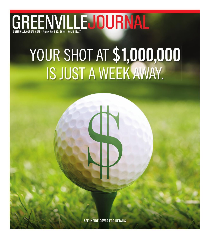 April 22, 2016 Greenville Journal