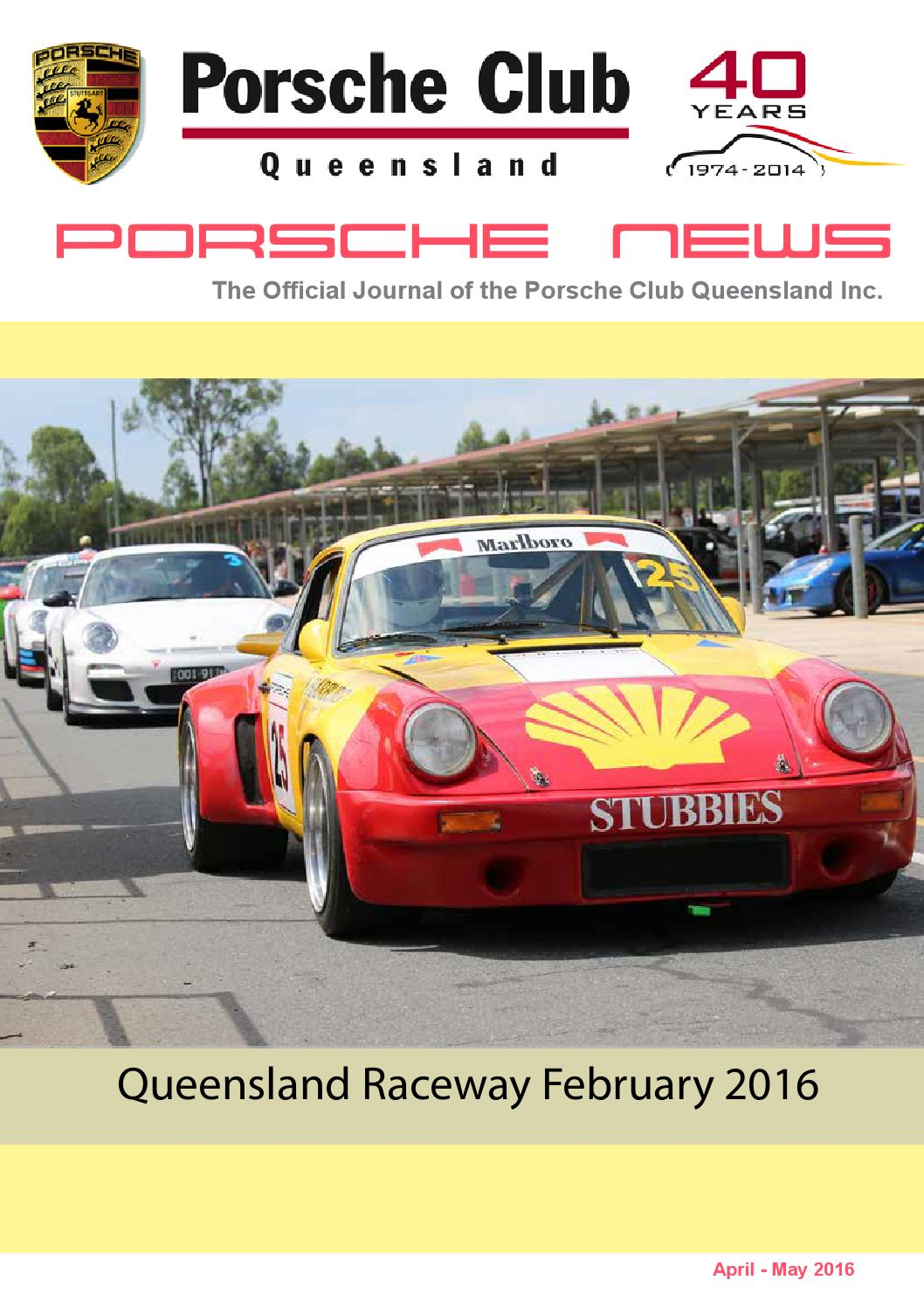 16d75c1bacb Porsche News April - May 2016 by Composite Colour - issuu