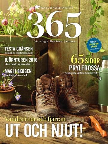 brand new 3e6a0 82c4a 365 1602 by Naturkompaniet AB - issuu