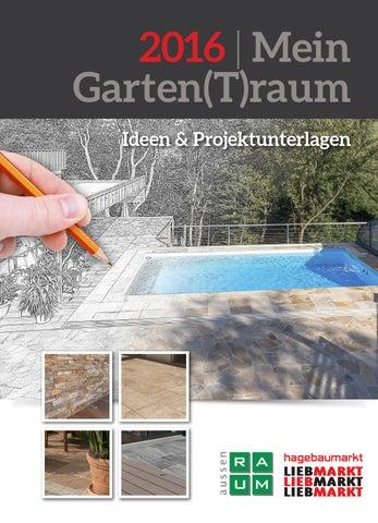 2016 | Mein Garten(T)raum Ideen U0026 Projektunterlagen