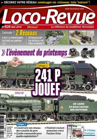 Locomotive Cc 7001 Du Km 108 Cheap Sales Fournereau