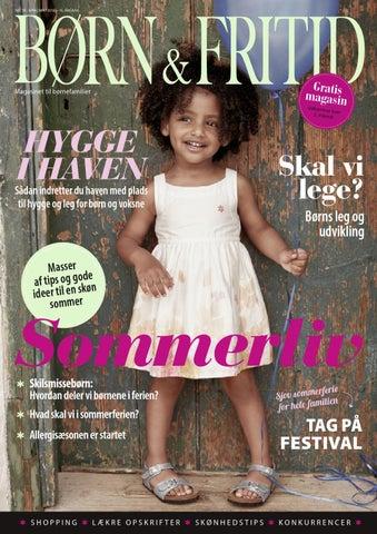 3d1f3c36 Børn & Fritid nr 78 by Børn & Fritid - issuu