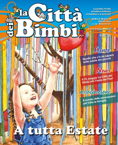 c9d5ae86b062 Città dei Bimbi n. 24 by EDICTA - issuu