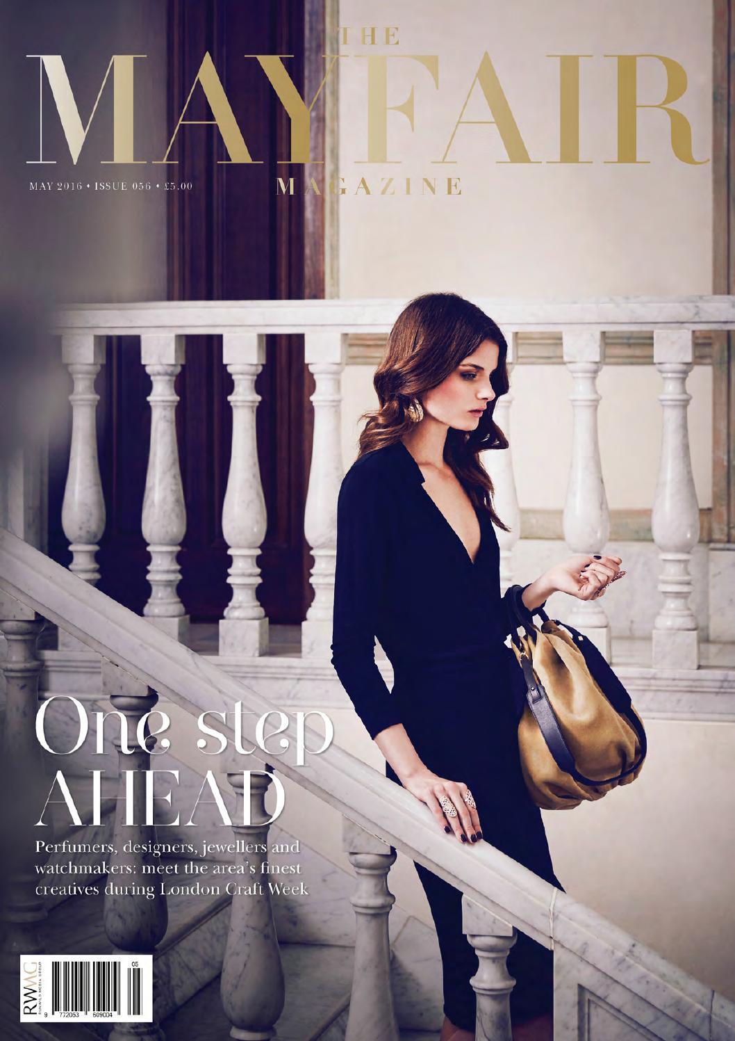 The Mayfair Magazine May 2016 by Runwild Media Group - Issuu