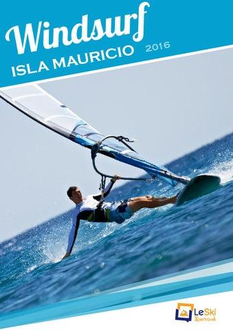 Windsurf folleto by Travelsens - issuu 4e35b2555ac
