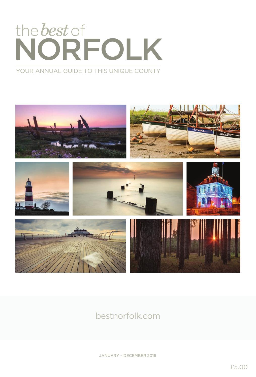 a22174dfa7a Best of Norfolk 2016 by Tilston Phillips - issuu
