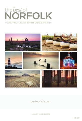 Best Of Norfolk 2016 By Tilston Phillips Issuu