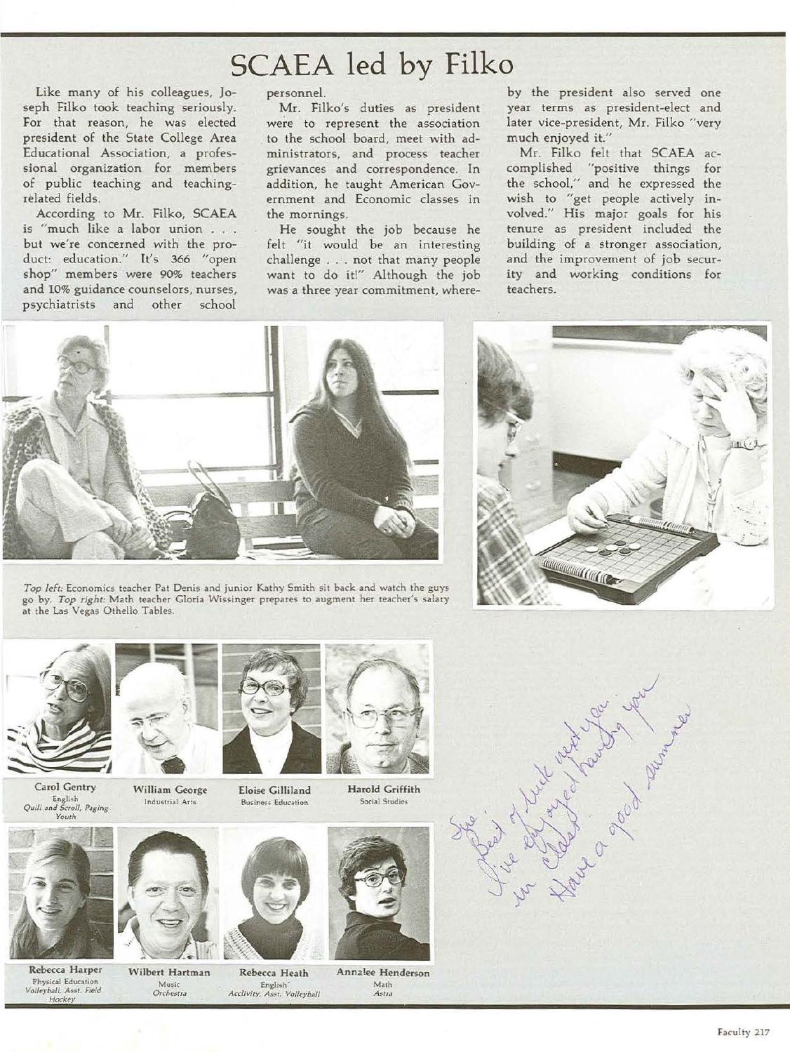 1978 Yearbook by Affinity Connection - issuu