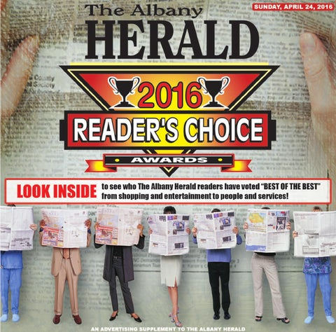 Finnicum Motor Company >> Readers Choice 2016 by Albany Herald - Issuu