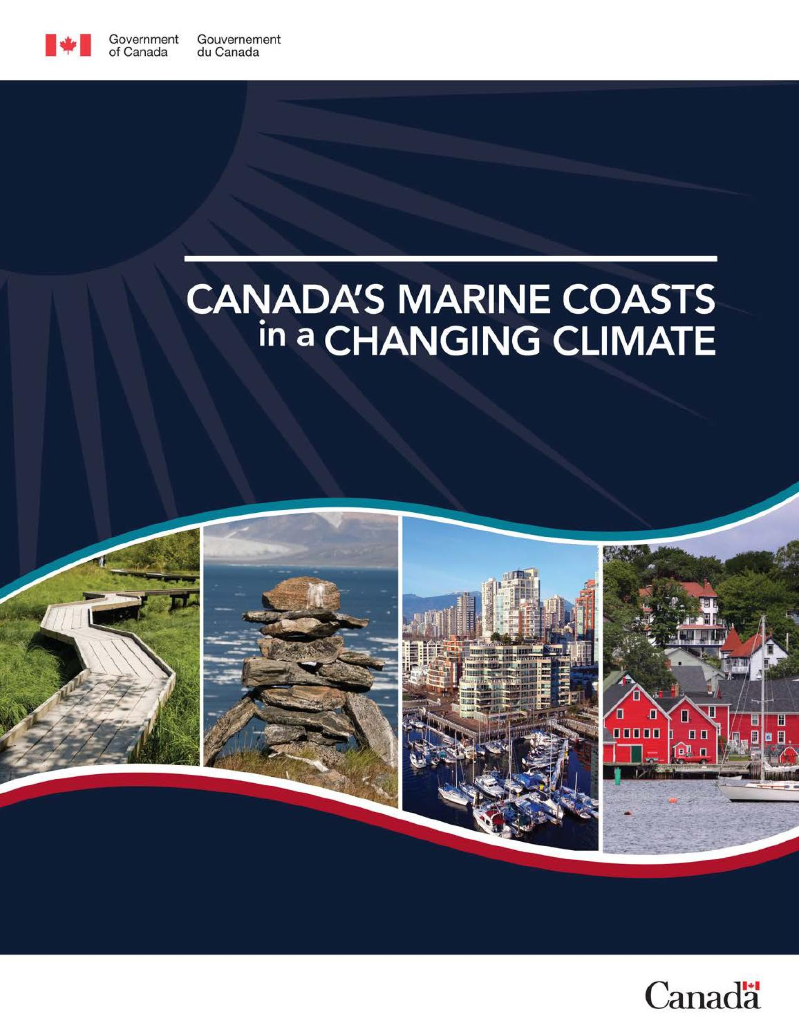 Canada's Marine Coasts in a Changing Climate by Newfoundland and Labrador  Environmental Industry Association - issuu