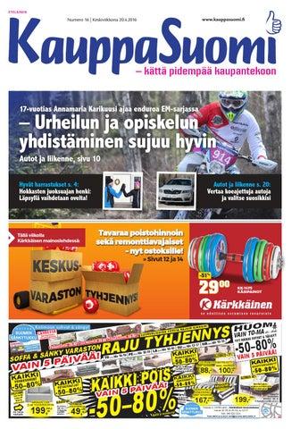 reputable site f0c27 009e1 KauppaSuomi 16 2016 (E) by KauppaSuomi - issuu