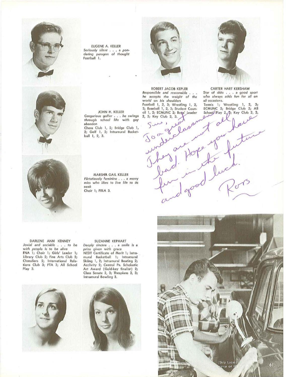 1968 Yearbook by Affinity Connection - issuu