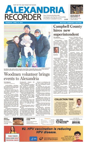 Alexandria recorder 042116 by Enquirer Media - issuu 649f63a314d