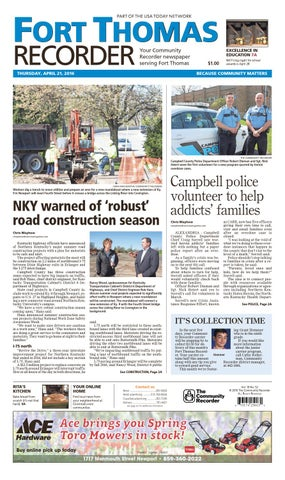 Fort thomas recorder 042116 by Enquirer Media - issuu 2388963f586