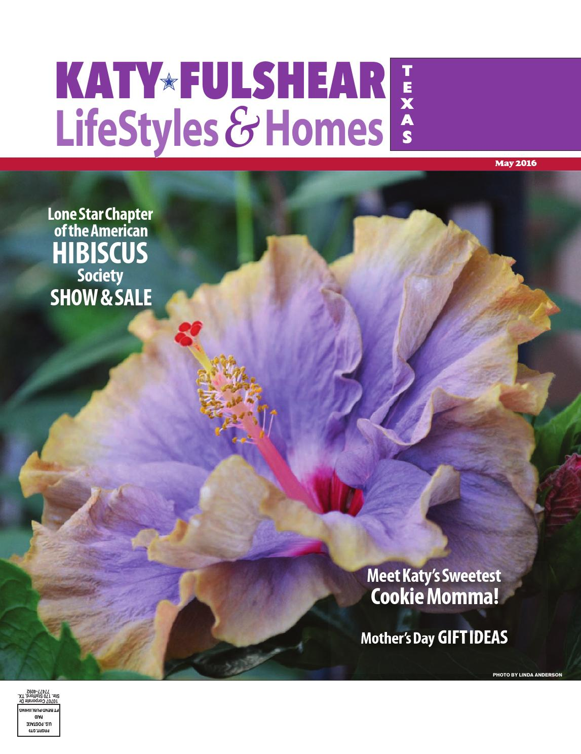 Katy-Fulshear Lifestyles and Homes May 2016 by Lifestyles