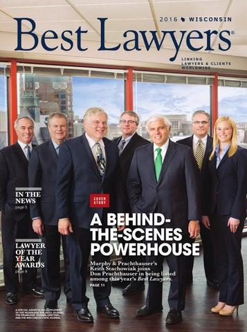 Best Lawyers In Wisconsin 2016 By Best Lawyers Issuu
