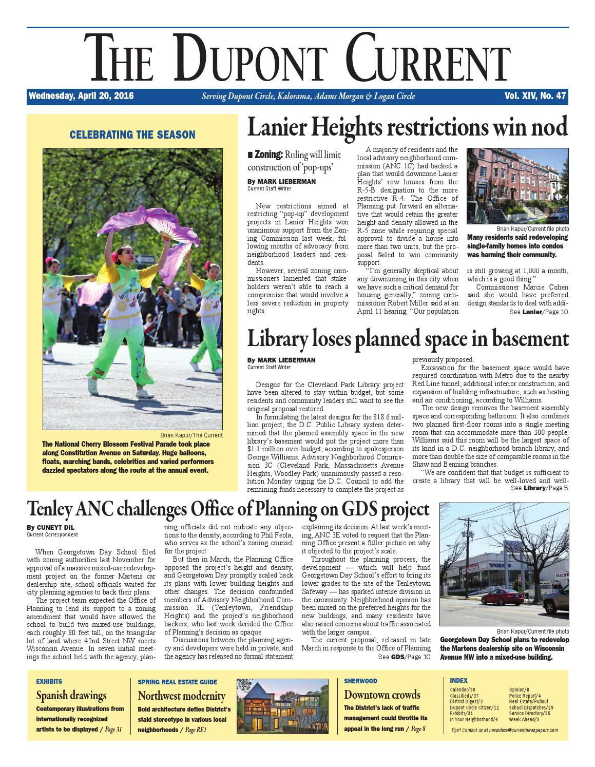brand new 721cf 01d9e Dp 04 20 2016 by Current Newspapers - issuu