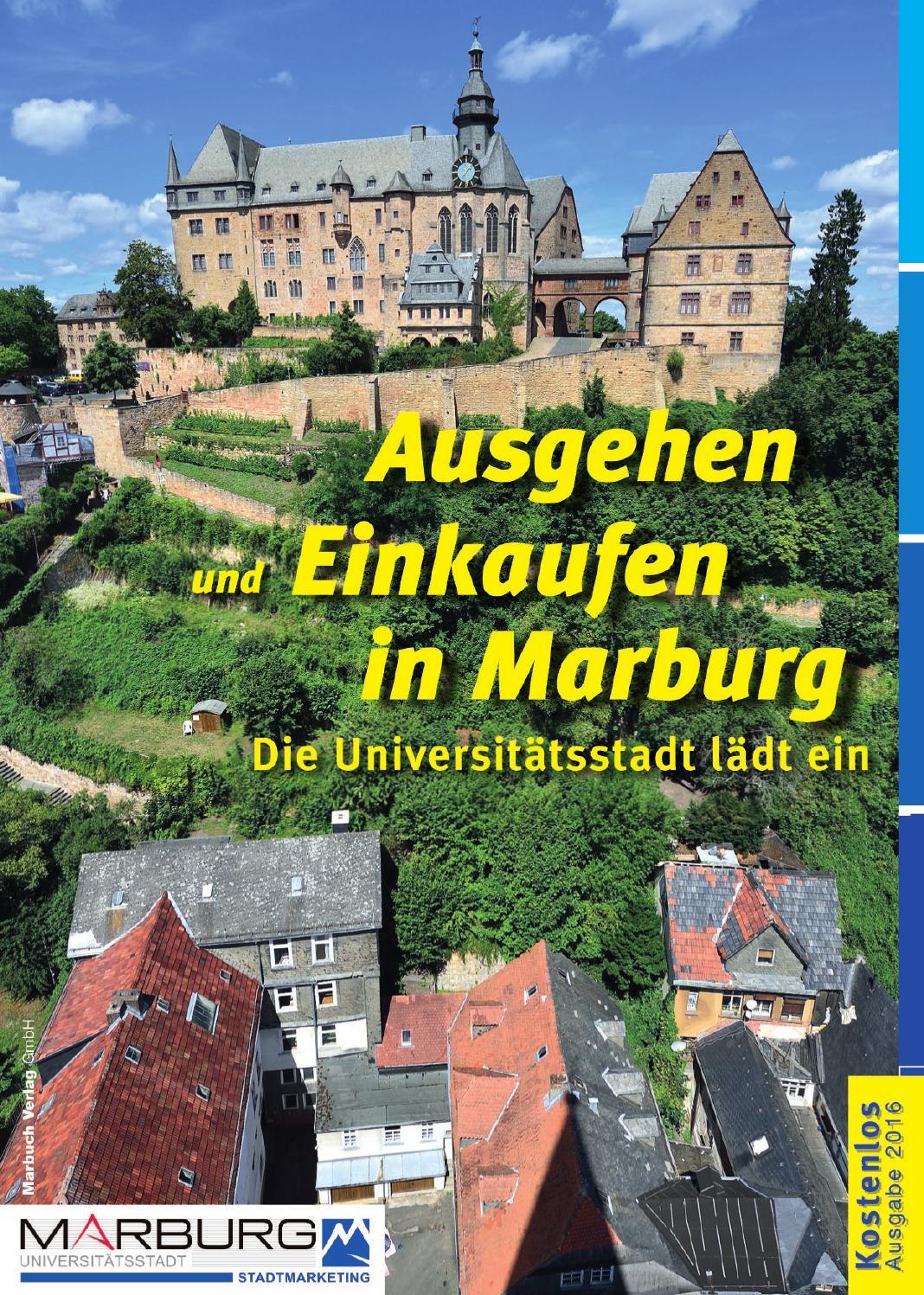 Ausgehen und Einkaufen in Marburg 2016 by Ulrich Butterweck - issuu