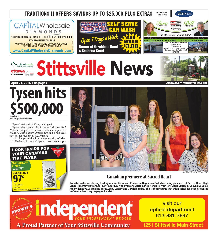 stittsville042116 by metroland east stittsville news issuu