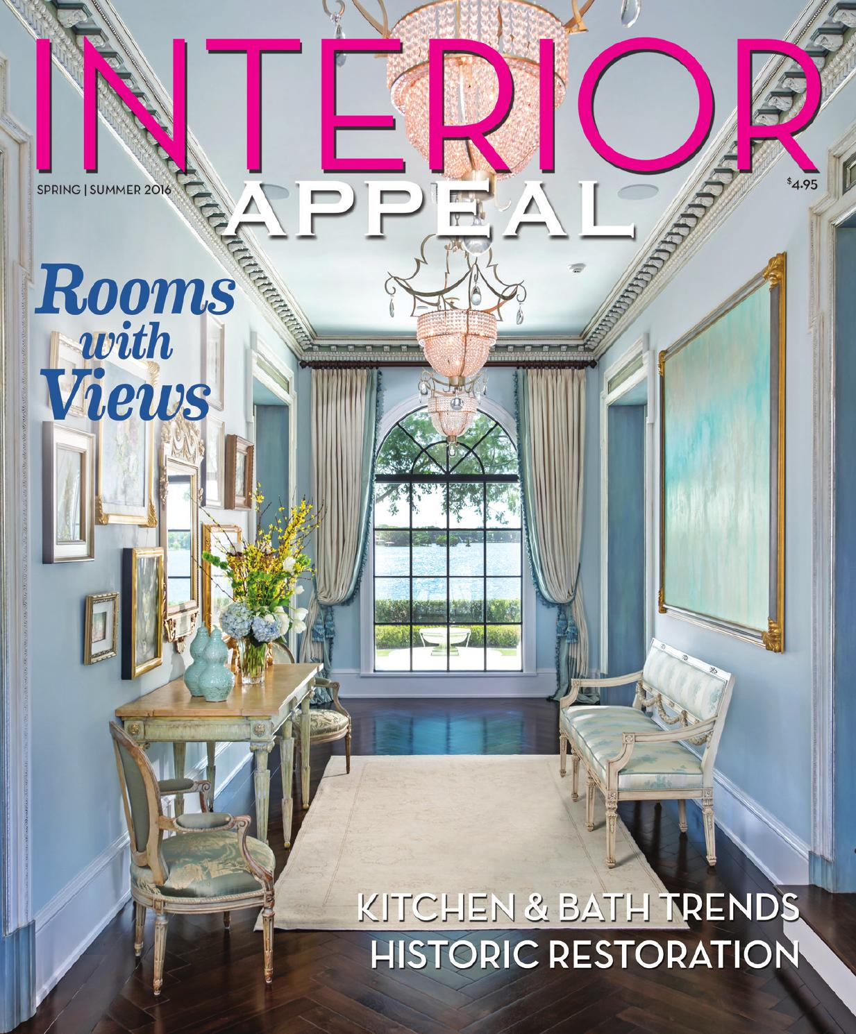 Interior Appeal Spring/Summer 2016 by Orange Appeal - issuu