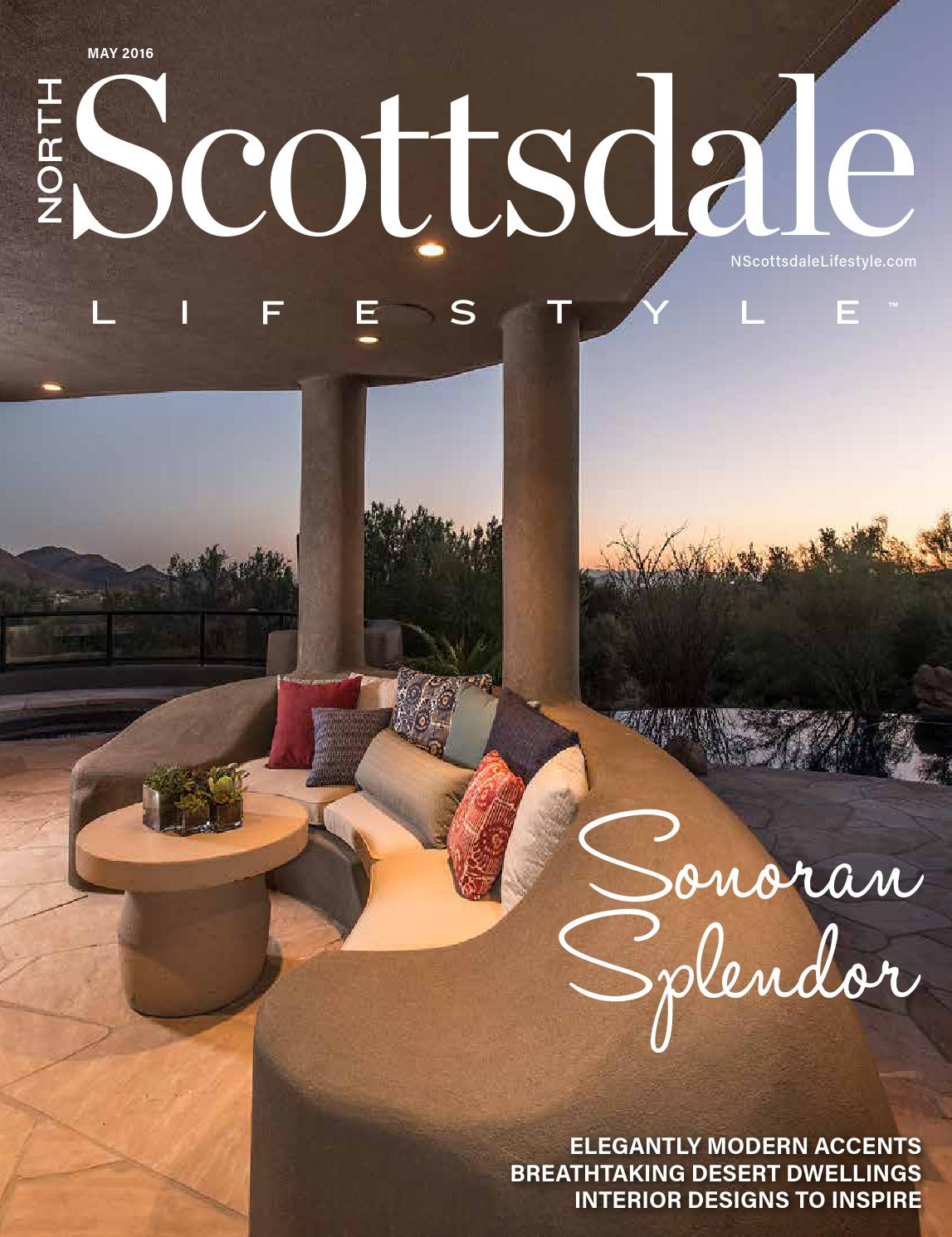 North Scottsdale May 2016 By Lifestyle Publications