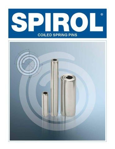 """6  SPIRAL COILED HARDENED SS 1//16/"""" x 7//16/"""" ROLL PINS Mil Spec MADE IN USA"""