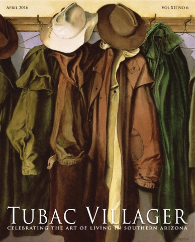 ee37e6973cc Tubac Villager April 2016 by tubac villager - issuu