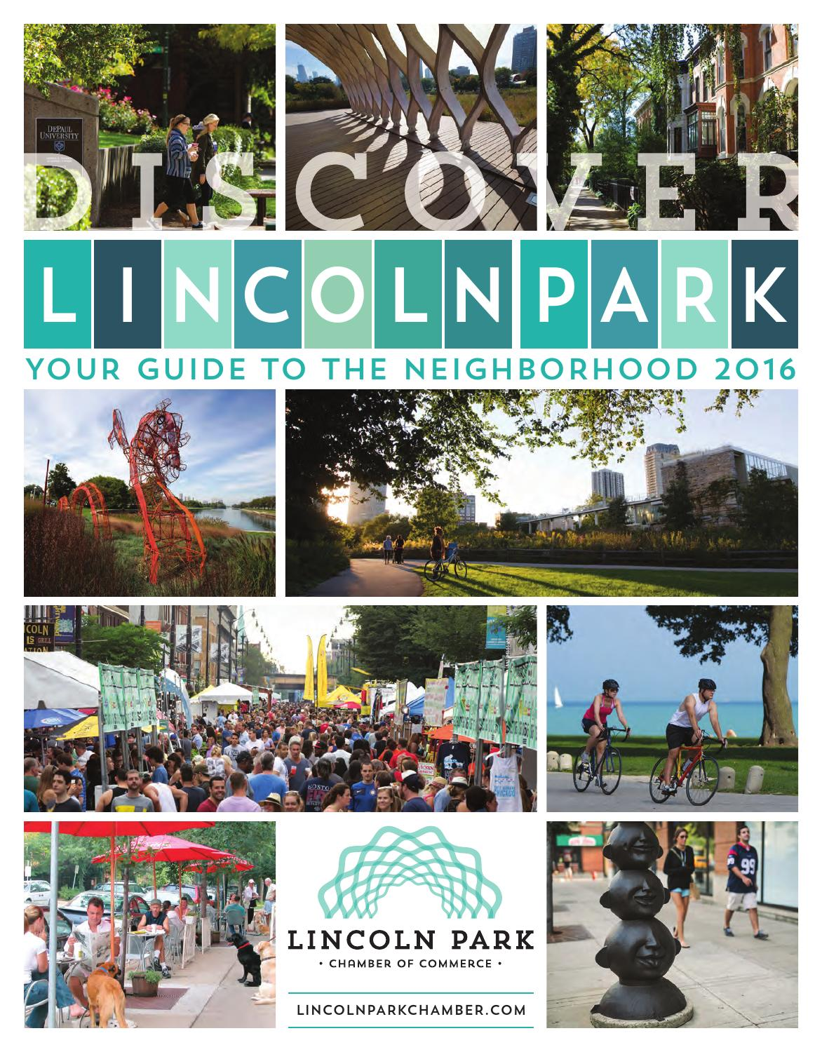 Lincoln park il chamber profile by town square publications llc issuu
