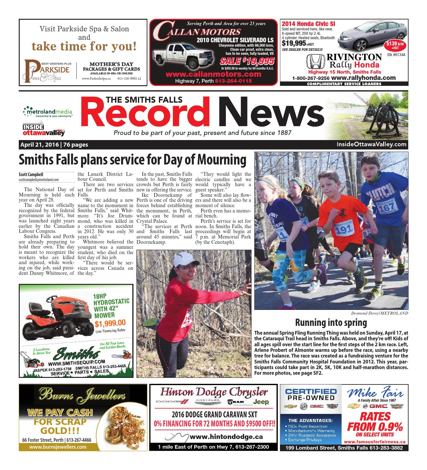Smithsfalls042116 by metroland east smiths falls record news issuu fandeluxe Images