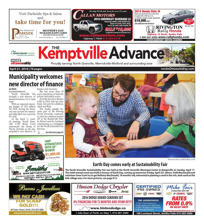 Kemptville042116 by metroland east kemptville advance issuu fandeluxe Gallery