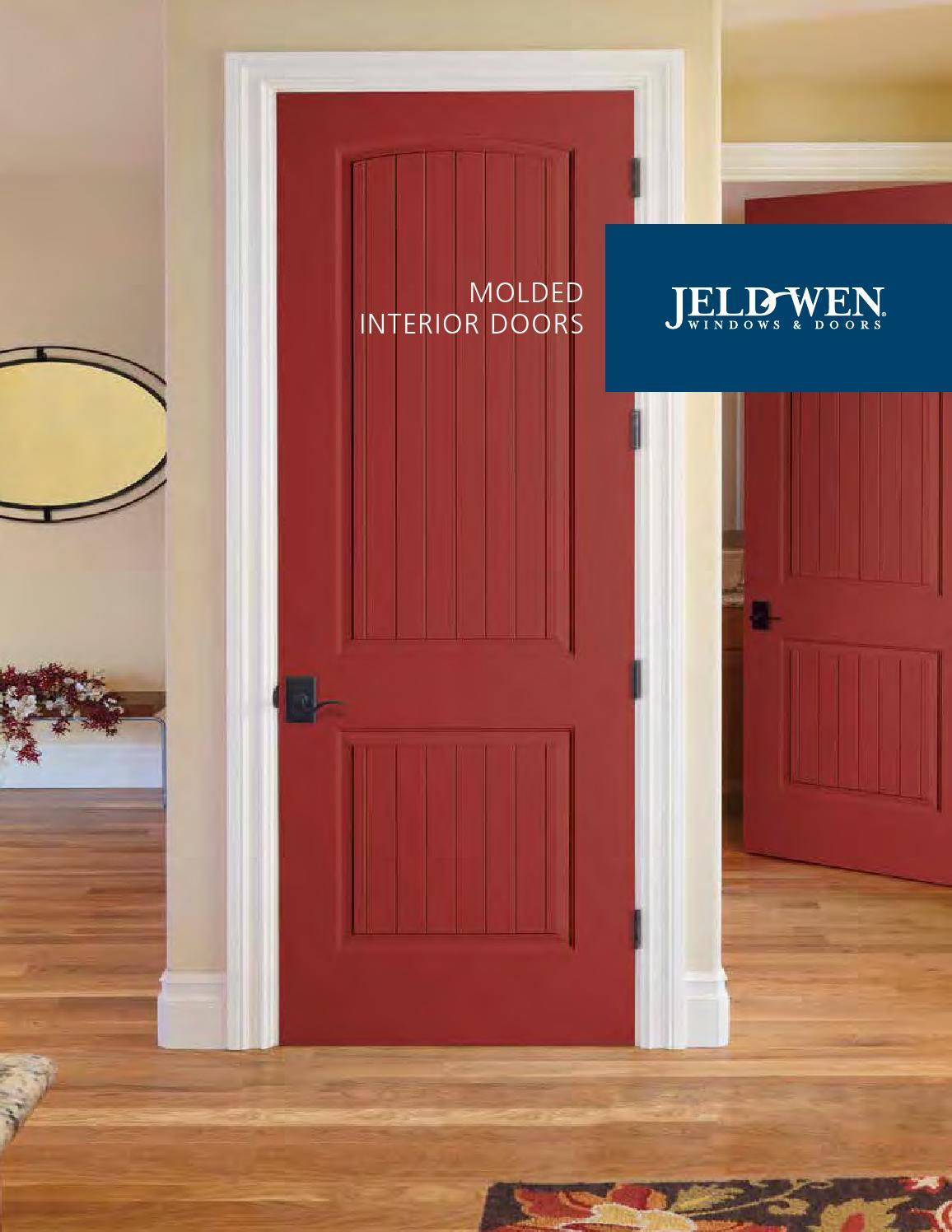 Jeld Wen Interior Doors Brochure 2016 By Meeks Lumber Hardware