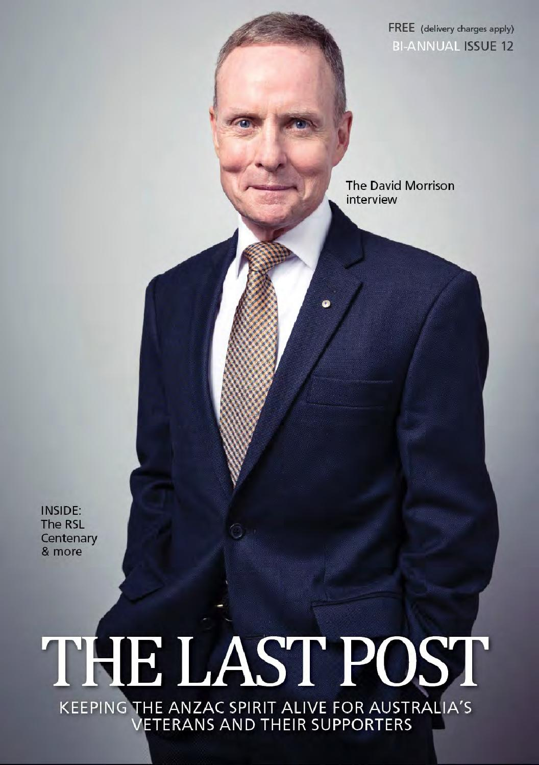 The Last Post Magazine Issue 12 Anzac Day / Winter 2016 by The ...