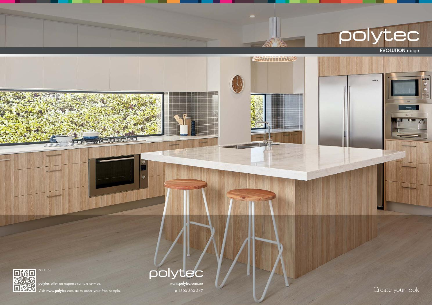 Kitchens U Build Polytec Evolution For Doors Collection By