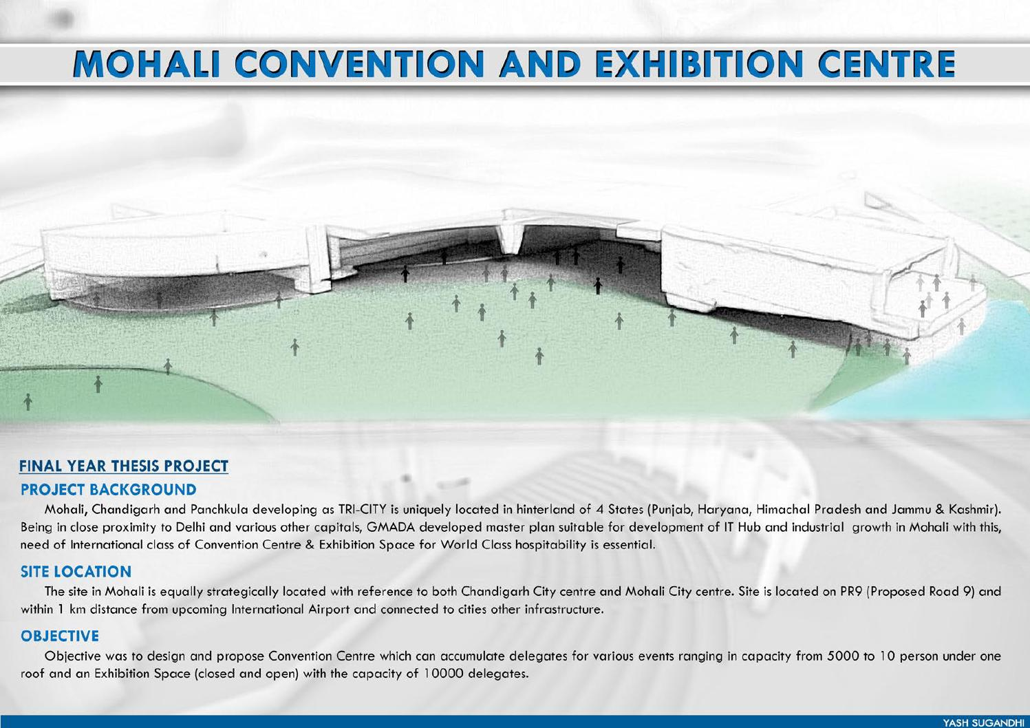 thesis report on convention center 1 convention center design & requirements study survey of leading convention & exhibition producers on convention center design & functionality requirements with opinion of contiguous & non.