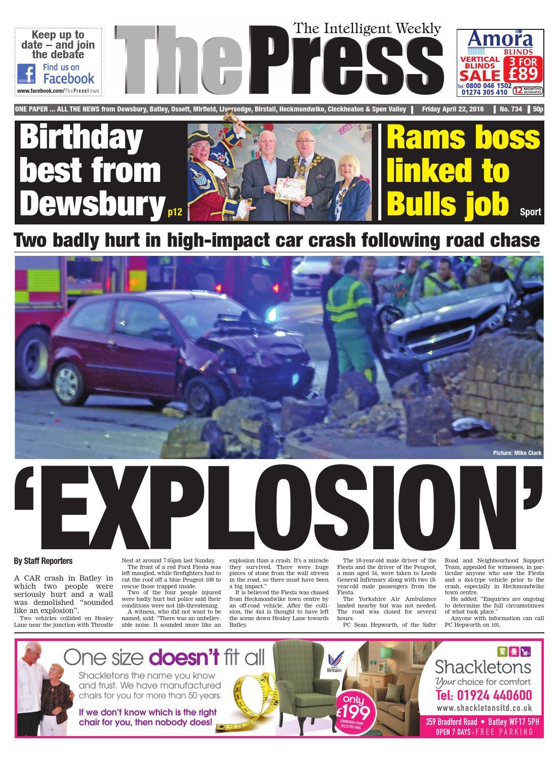 d76086552 Dewsbury 22 4 16 by Yorkshire Web - issuu