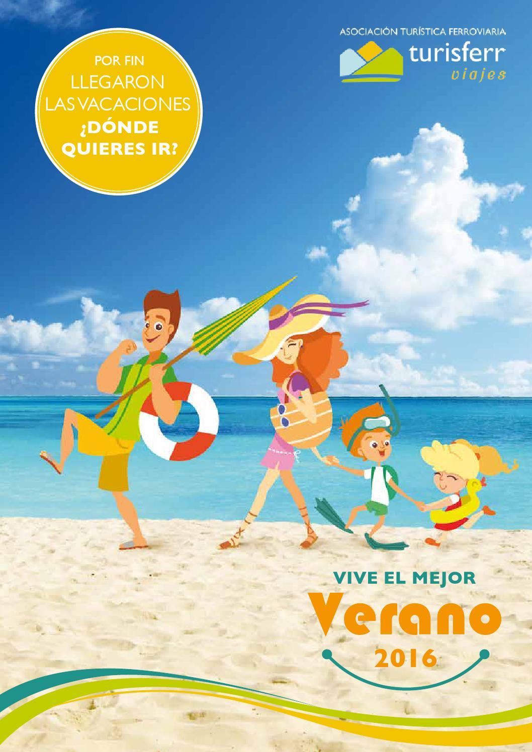 Folleto Verano 2016 by ATF Turisferr - issuu c66ed56e007a