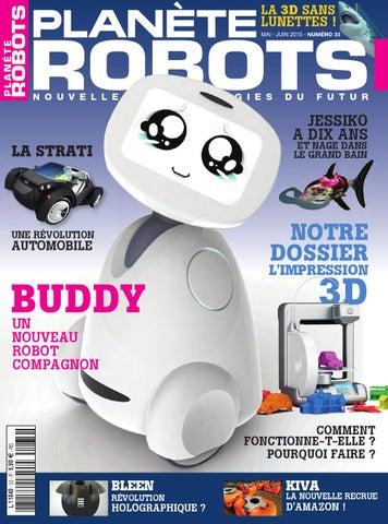 7d7c94575e88e Planete robots 33 by Planète Robots - issuu
