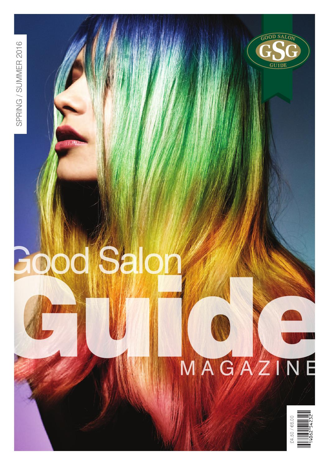Good Salon Guide Spring/Summer 2016 by Good Salon Guide - issuu
