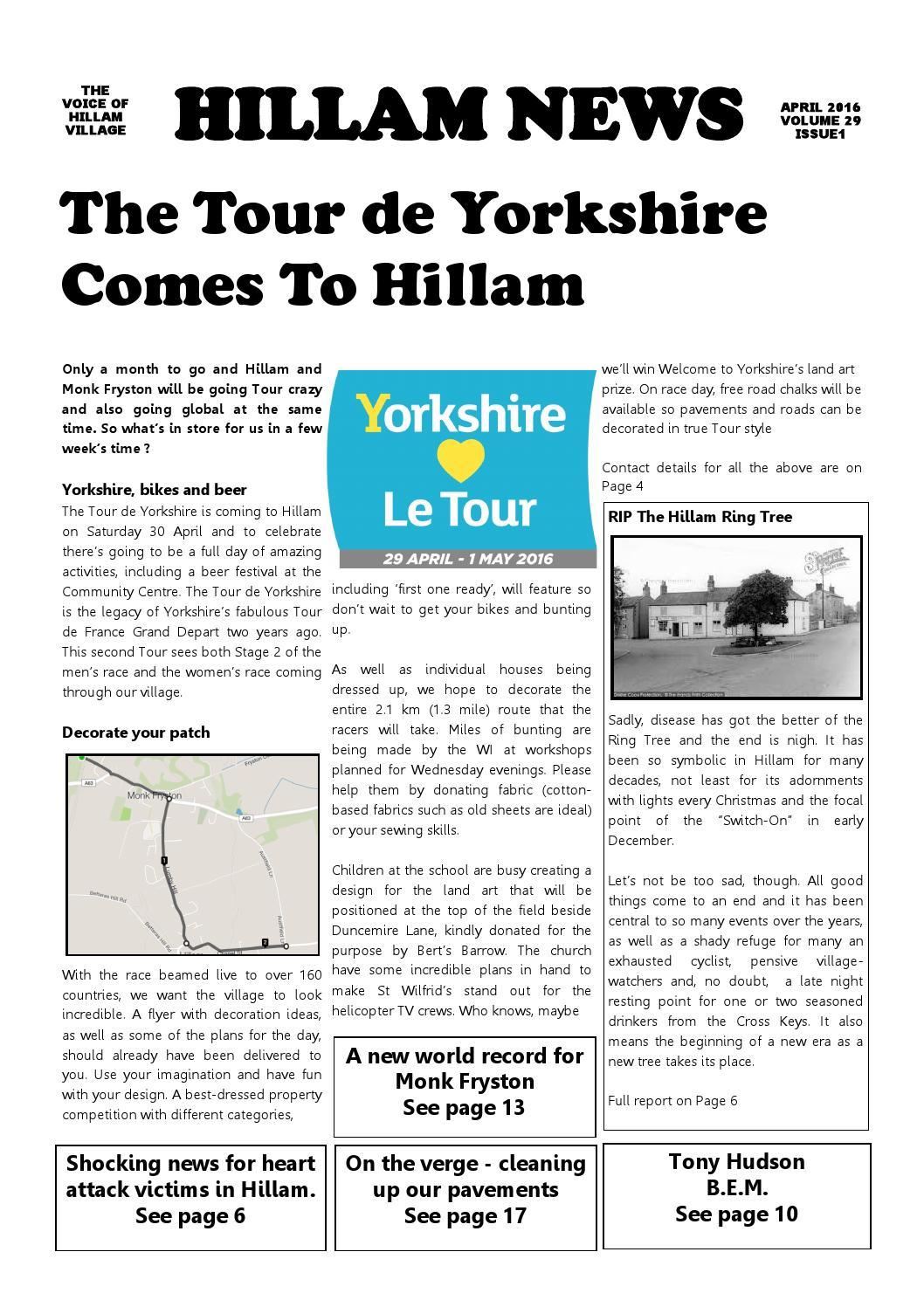 Hillam News by Hillam News - issuu ab7e3b05779a3