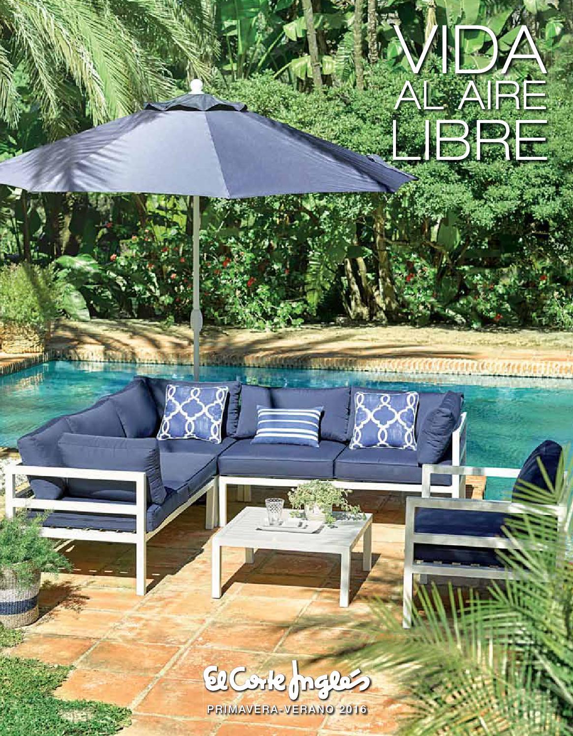Muebles de jardin el corte ingles sillas sillones y for Muebles de jardin en el corte ingles