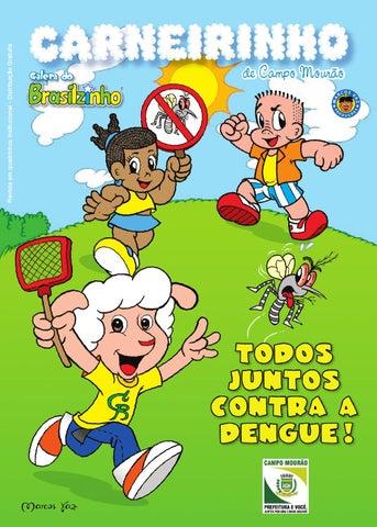 Gibi Carneirinho Todos Juntos Contra A Dengue By Marcos Vaz Issuu