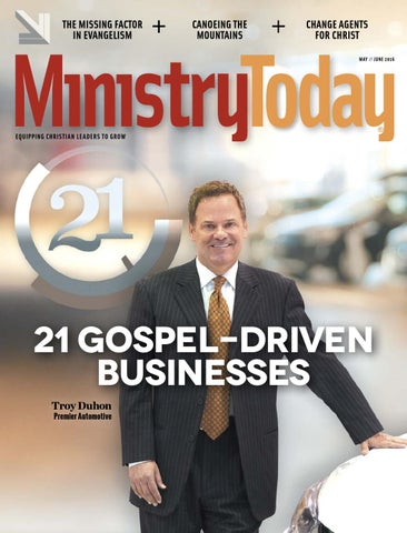 Ministry today mayjun 2016 by charisma media issuu page 1 fandeluxe Images