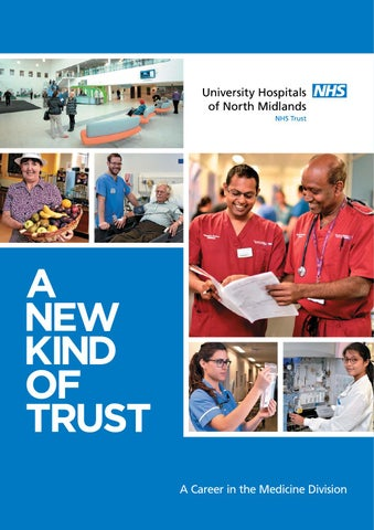 uhnm recruitment brochure specialised division by smith davis